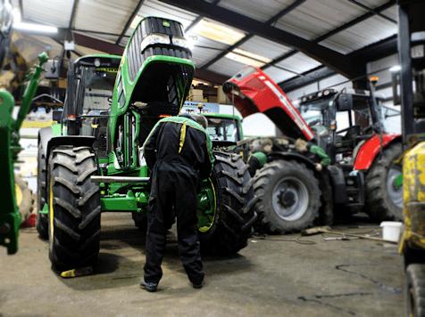 Service utilaje agricole